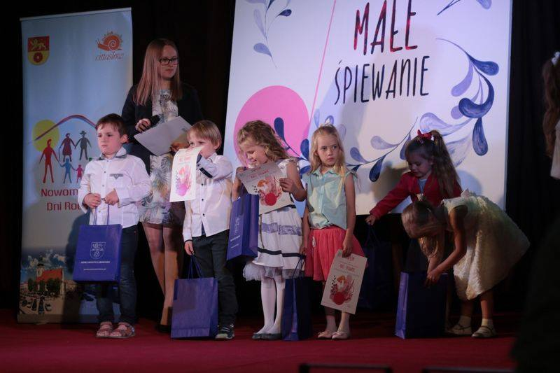 """X Międzywojewódzki Festiwal Piosenki Przedszkolnej """"Małe Śpiewanie"""""""