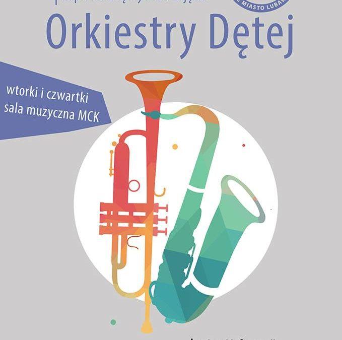Prowadzimy nabór do Orkiestry Dętej