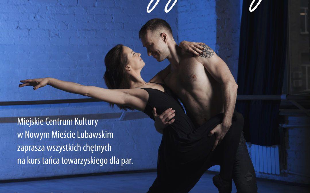 Zapraszamy na kurs tańca towarzyskiego!!!