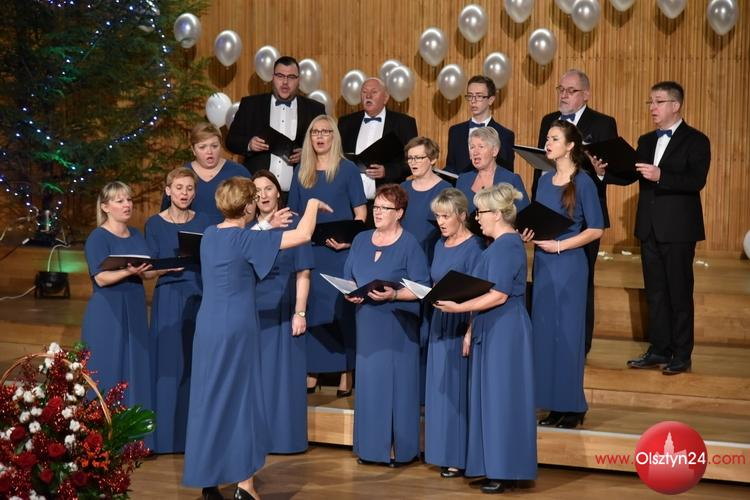 Chór Cantamus na Koncercie Chórów i Orkiestr w Olsztynie
