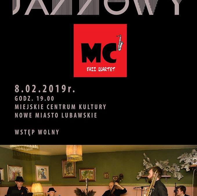 MC Jazz Quartet – nie tylko dla miłośników jazzu