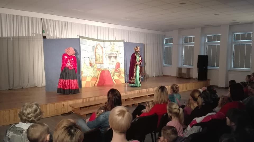 """Teatrzyk """"Śpiąca Królewna"""""""