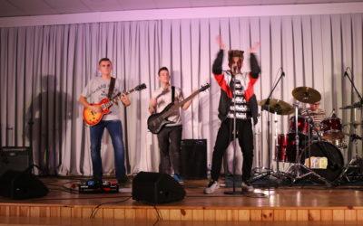 Młodzi grają rocka!