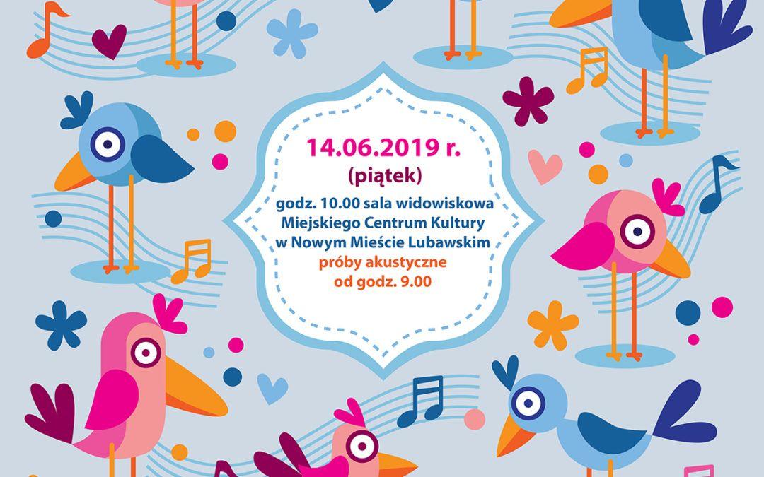"""XI Międzywojewódzki Festiwal Piosenki Przedszkolnej """"Małe Śpiewanie"""""""