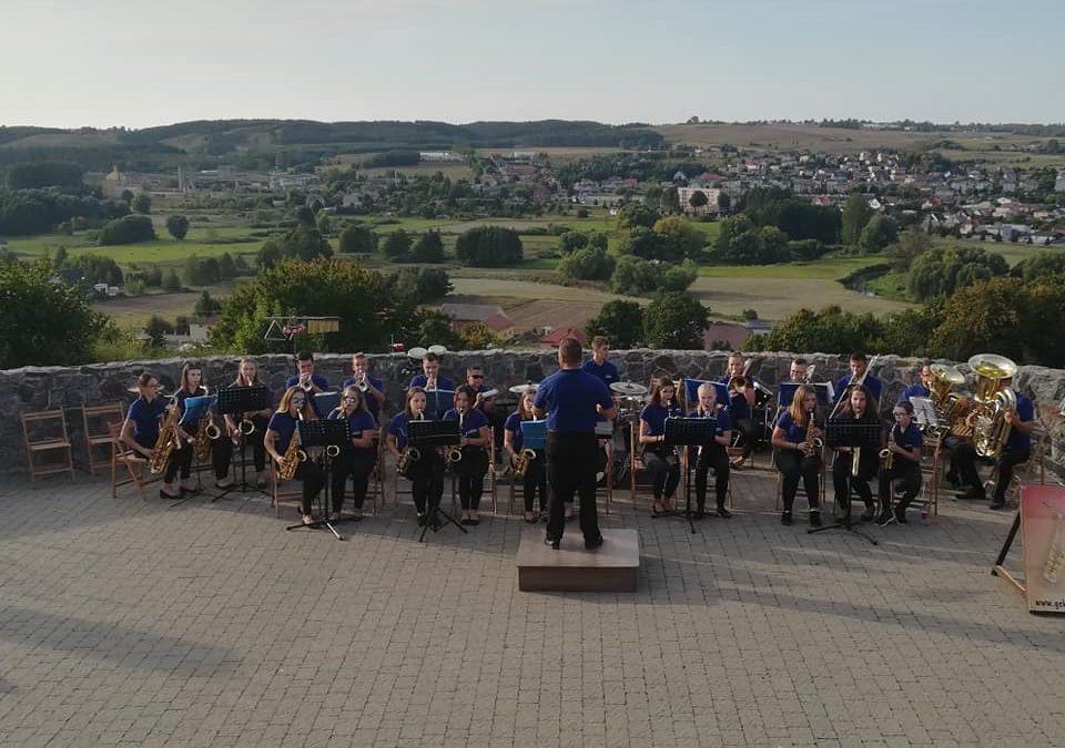 Orkiestra Dęta działająca przy Miejskim Centrum Kultury godnie reprezentuje Nowe Miasto Lubawskie