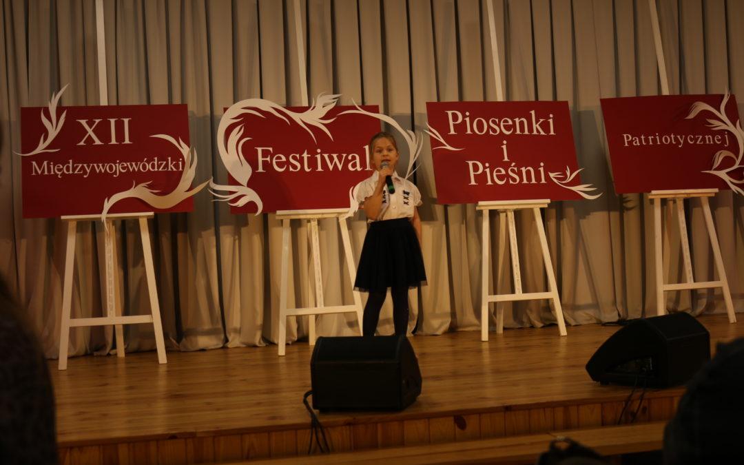 XII Międzywojewódzki Festiwal Piosenki i Pieśni Patriotycznej