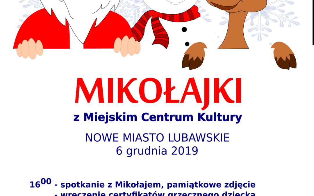 Mikołajki z Miejskim Centrum Kultury