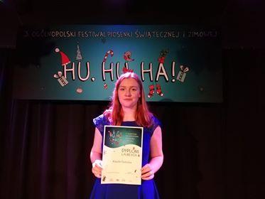 III Ogólnopolski Festiwal Piosenki Świątecznej i Zimowej HU HU HA 2019