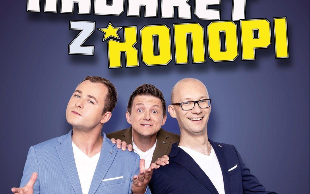 Kabaret z Konopi w MCK