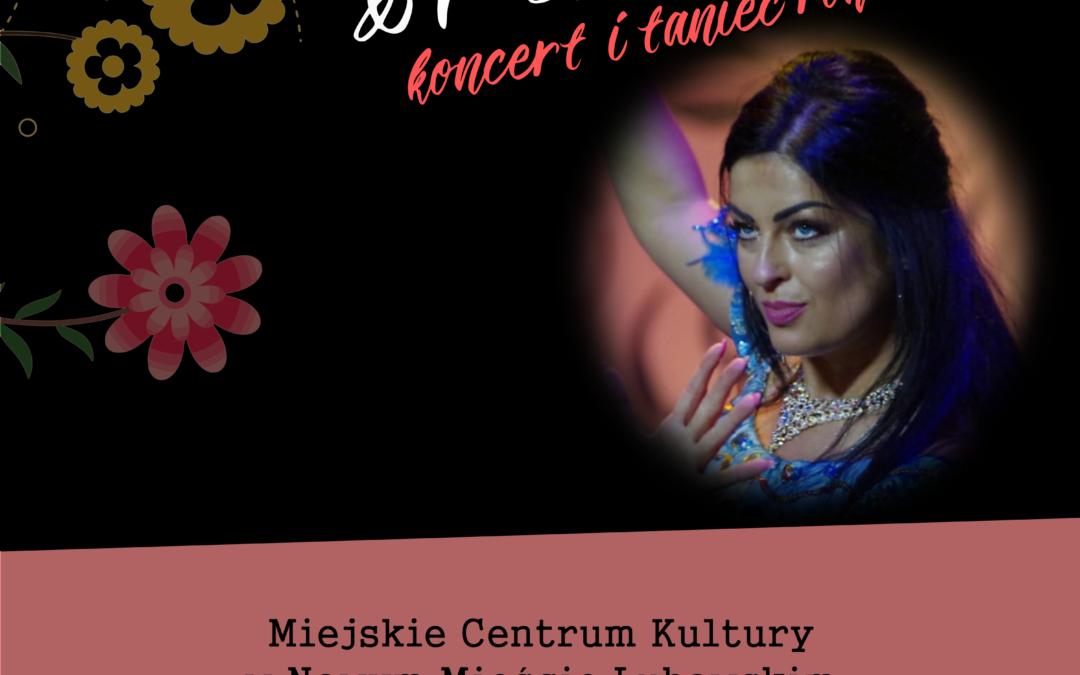 Koncert Carmen Hanny Załęskiej & Przyjaciele