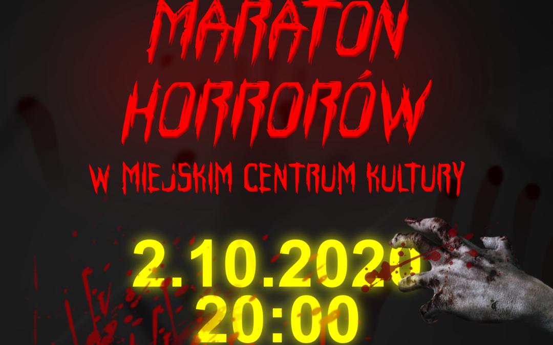 Maraton Horrorów