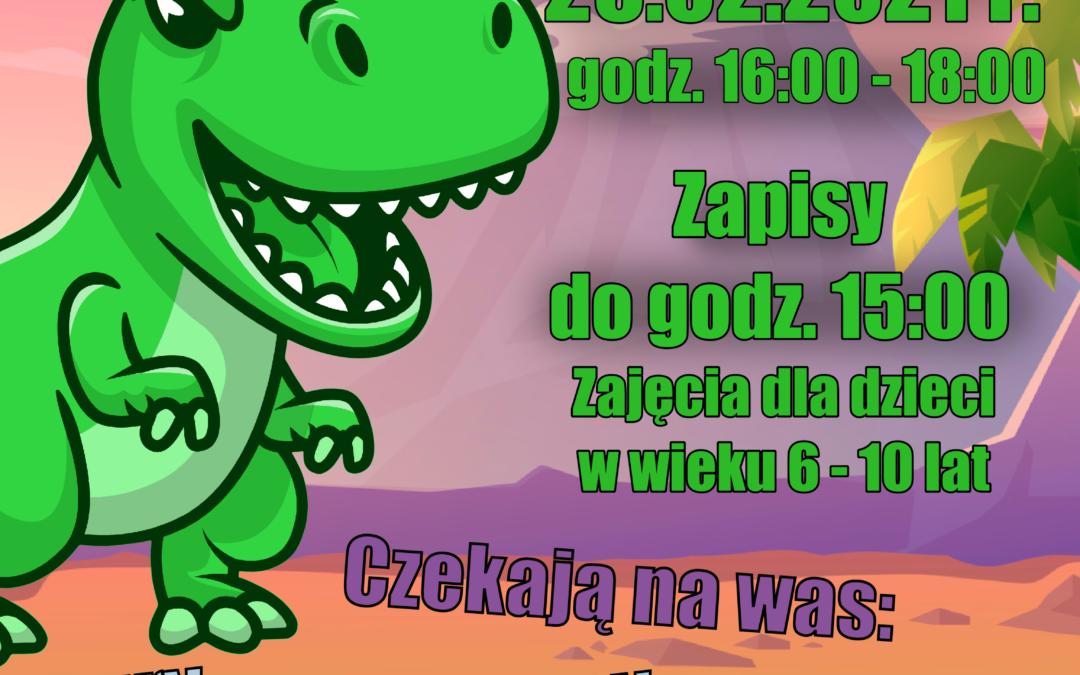 Dzień Dinozaura w MCK