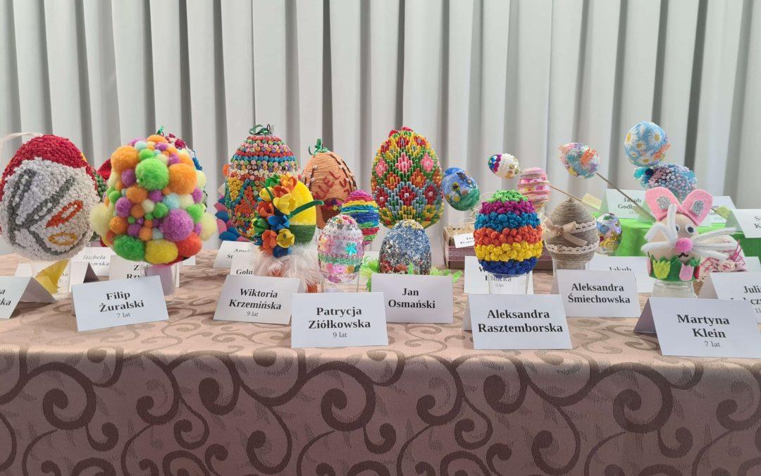 Wyniki i wystawa Konkurs na Jajko Wielkanocne
