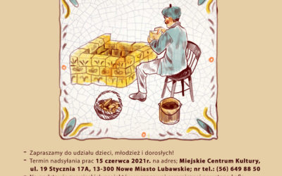 Historia na kaflu malowana – konkurs plastyczny