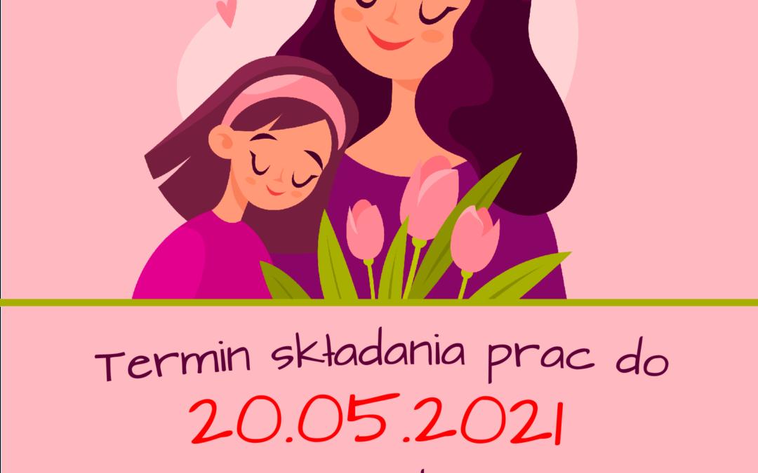 Mama Oczami Dziecka – Konkurs na Dzień Mamy