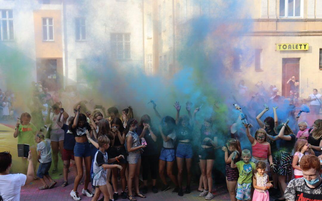 Festiwal Baniek Mydlanych i Święto Kolorów