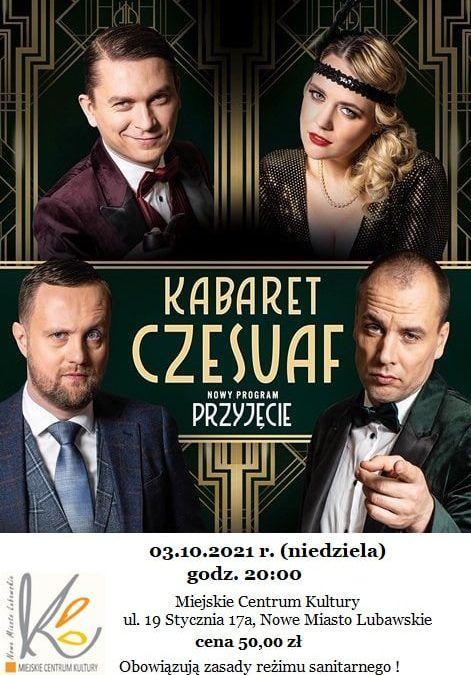 Kabaret Czesuaf w MCK