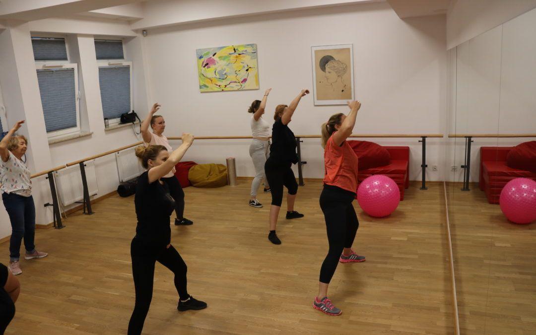 Zapraszamy na zajęcia fitness