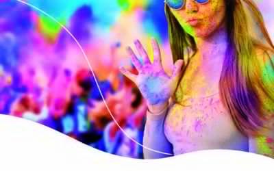 Holi Święto Kolorów w Nowym Mieście Lubawskim
