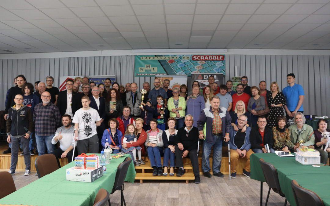 XXIII Mistrzostwa Warmii i Mazur w Scrabble