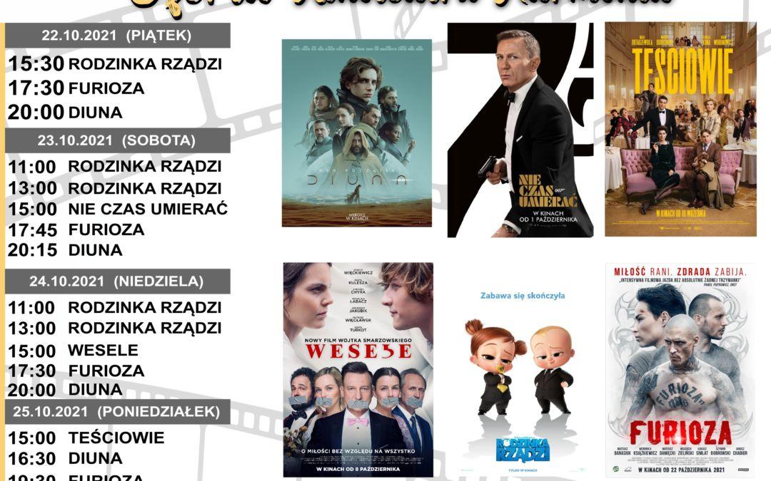 Repertuar Kinoteatru – 22.10 – 25.10