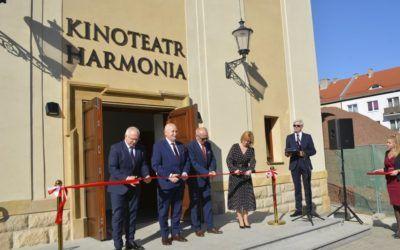 Otwarcie Kinoteatru Harmonia